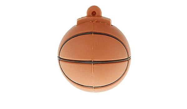 CL - 8 G Flash USB con forma de balón de baloncesto: Amazon.es ...