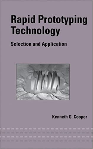 Rapid Prototyping Technology: Selection and Application (Mechanical