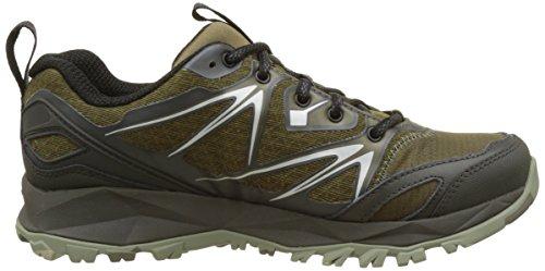 Randonnée Vert Bolt Chaussures Merrell GTX Homme Dark de Basses Capra Olive FRqWXncwO