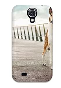 Awesome MzmxAuB10779hwpGn ChrisWilliamRoberson Defender Tpu Hard Case Cover For Galaxy S4- Dog