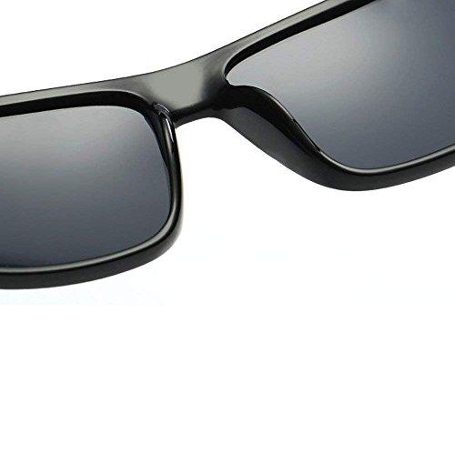 Black With Lunettes Homme Gray Lens de Frame soleil Bolara 4IYAxTY
