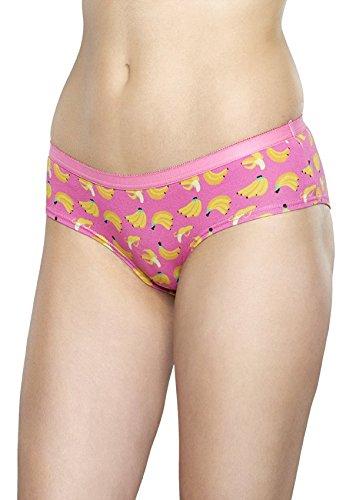 Happy Socks Banana Hipster Pink,Yellow L