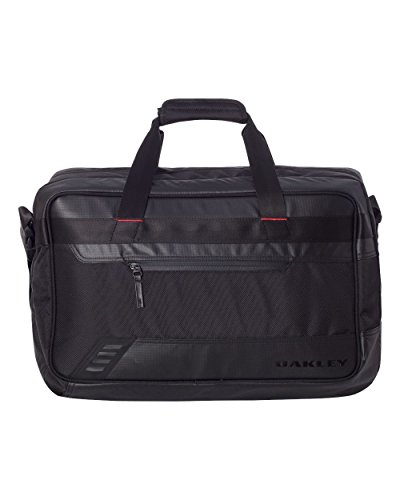 Oakley Men's Halifax Pro Weekender Carry-On Luggage, Black,
