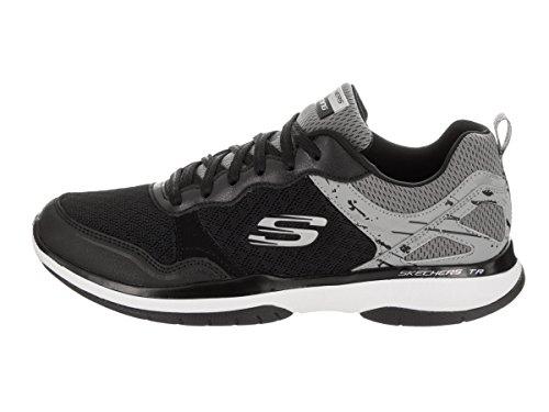 Skechers Brast Tr Kvinders Sneakers Sort / Hvid M8NMabVqpW