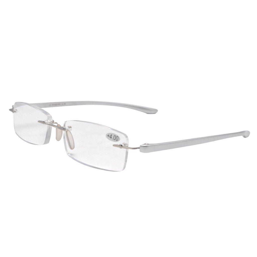 Eyekepper Piccolo Lenes senza montatura occhiali da lettura Uomo Donne +3.50 Wenzhou Cofly Optical Co. Ltd