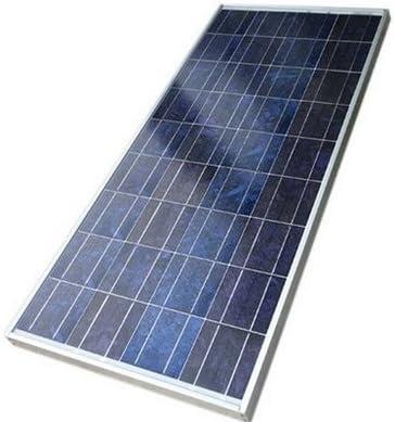 Amazon Com Solarfennel 125w Watts Solar Panel Poly Good For Off Grid Boats Rv Garden Outdoor