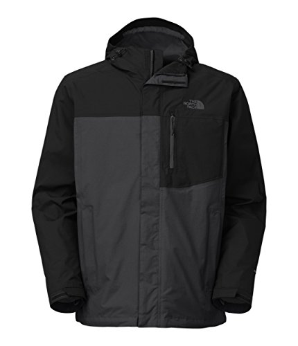 The North Face Men's Atlas Tri-Climate Jacket Asphalt Grey/Black (Medium) by The North Face