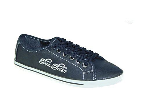 Tom Tailor Sneaker low - navy Blau