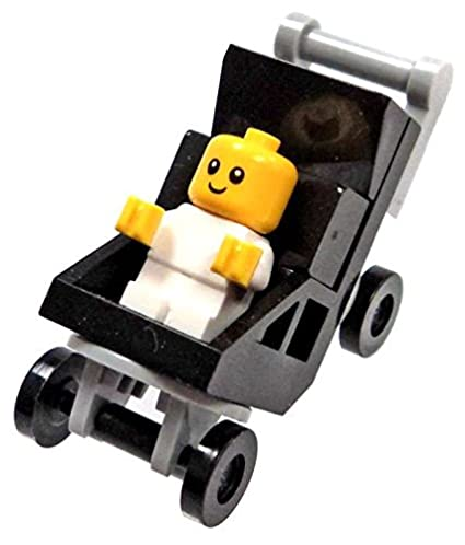 Amazon.com: LEGO Town City Fun in the Park Minifigure - Baby and ...