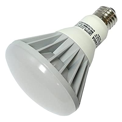 Sylvania 78018 - LED12BR30/DIM/HO/827/HVP BR30 Flood LED Light Bulb