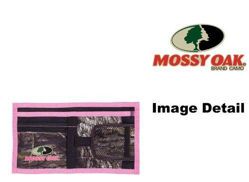 Mossy Oak Pink Infinity Brand Camo Logo Car Truck SUV Visor Organizer