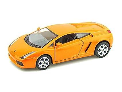 Buy Kinsmart 1 32 Scale Lamborghini Gallardo Orange Online At Low