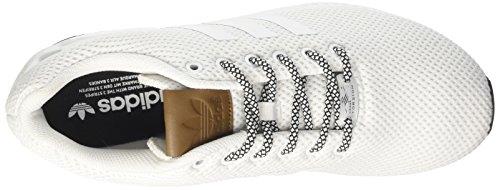 adidas Zx Flux, Zapatillas para Hombre Blanco (Footwear White/footwear White/footwear White)