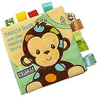DaMohony Libros Blandos para Bebés Libros de Tela