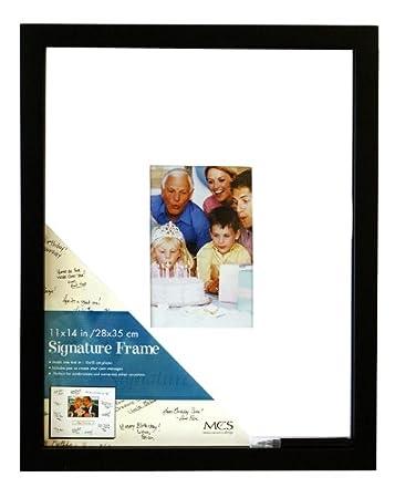 Amazon.com - MCS 11x14 Inch Autograph Frame (47408) - Single Frames