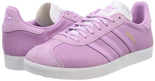 lilcla 0 Gazelle ftwbla Gymnastique W De Chaussures Adidas lilcla Violet Femme vU10wxHBqd