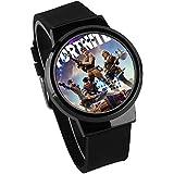 Shuofeng Tech fortnite Watch Fortnite Athletic tiro gioco luce notturna touch LED creativo studente elettronico orologio per ragazzi e ragazze