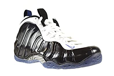 new arrival 999fe 7c309 Amazon.com   Nike Air Foamposite One Concord Men s Shoes Black White-Game  Royal 314996-005   Basketball