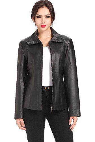 Lady Leather Jackets - 9