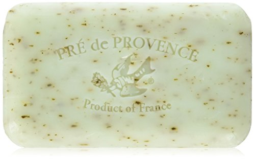 - Pre de Provence Artisanal French Soap Bar Enriched with Shea Butter, Quad-Milled For A Smooth & Rich Lather (150 grams) - Rosemary Mint