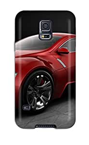 Durable Protector Case Cover With Audi R Zero Concept Car Hot Design For Galaxy S5