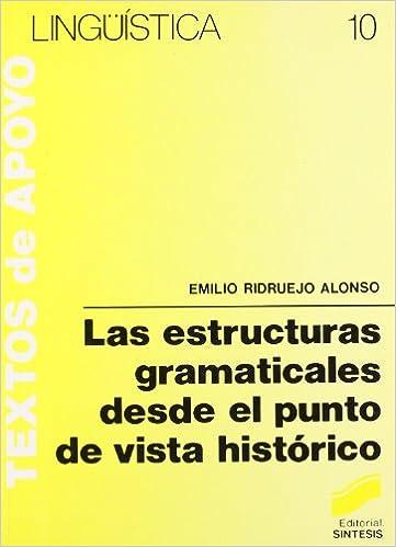 Estructuras Gramaticales Desde El Punto De Vista Colección