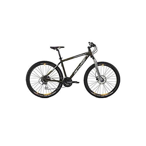 センチュリオン(CENTURION) マウンテンバイク BACKFIRE COMP 50.29 43 D.GRY/Y 18 48cm B07DL3KQD9