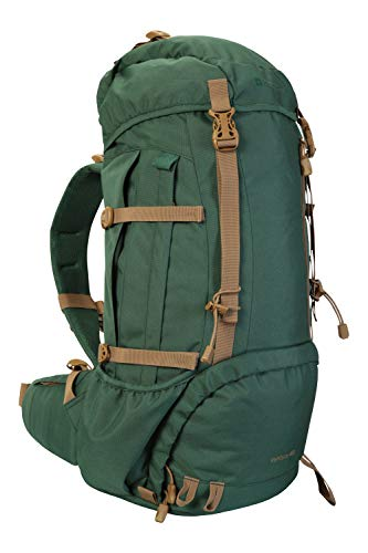 Mountain Warehouse Ventura 40L Rucksack – Adult Travel Backpack