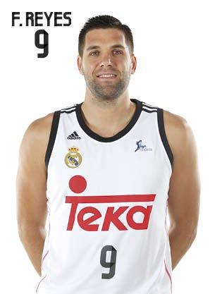 Postal Real Madrid Baloncesto Felipe Reyes: Amazon.es: Hogar
