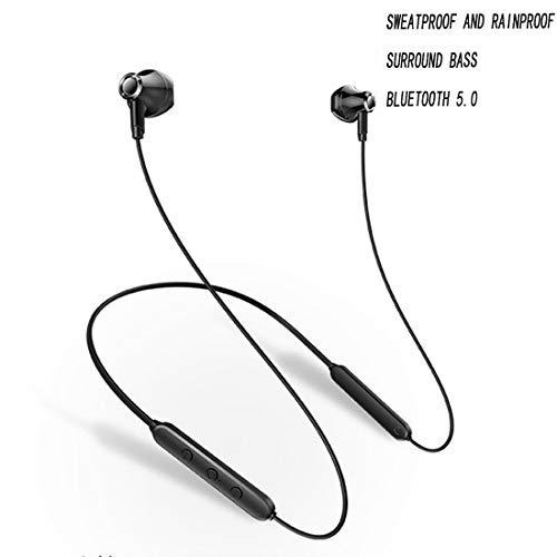 Lili Bluetooth Headphones, Intelligent Noise Reduction Sports Earphones, with Wireless Bluetooth 5, IPX5 Waterproof…