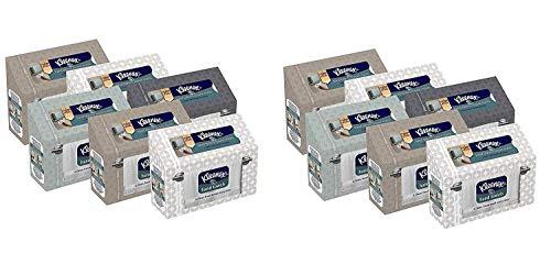 Kleenex Hand Towels, 60 Disposable Towels per Box, 12 Packs