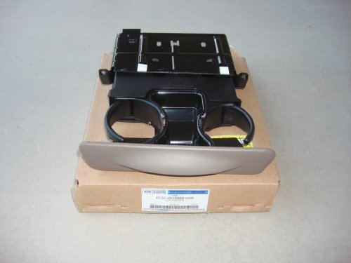 Tan Cup Holder OEM NEW