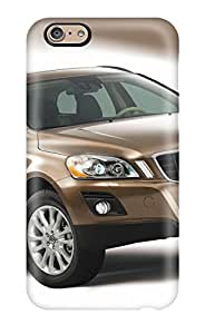 Hot New Volvo Xc60 3 Case Cover For Iphone 6 With Perfect Design(3D PC Soft Case)