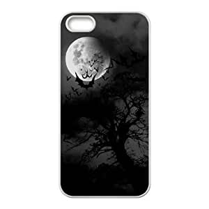 Bats Customized Case for Iphone 5,5S, New Printed Bats Case by mcsharks