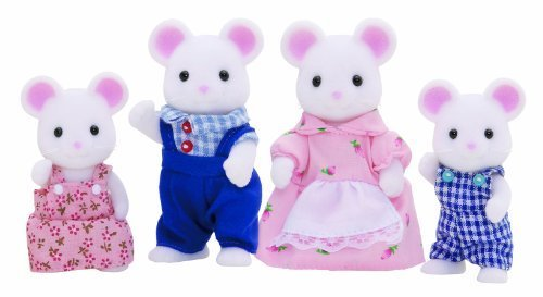 Epoch 3111 Sylvanian [並行輸入品] B017DWEEFY families White - White mouse Family by Epoch [並行輸入品] B017DWEEFY, MATSUYA OFFICE PORTAL:cfda9603 --- arvoreazul.com.br