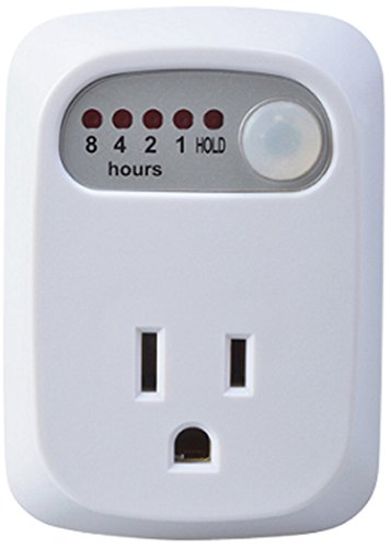 Price comparison product image Simple Touch the Original Auto Shut-Off Safety Outlet,  Multi Setting,  2 Count