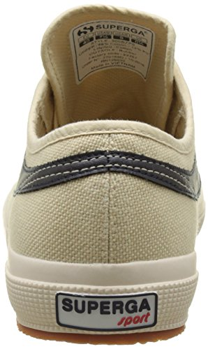 Sport Multicolor 2750 Superga Ecru 42 Cotu Navy S00BZP0 Wx66415An