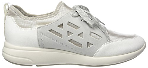 para Blanco White Zapatillas Ophira D Geox Mujer White Off B xwU8IWqY