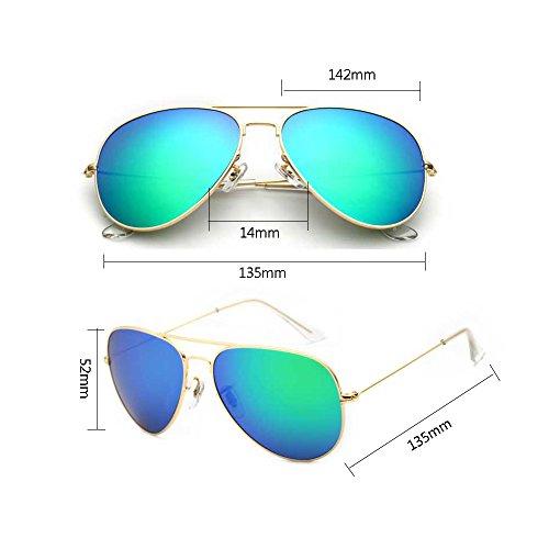 De 100 TESITE Soleil UV pour PolariséEs Vert Protection De Lunettes Lunettes Hommes 7q6gq5nB1