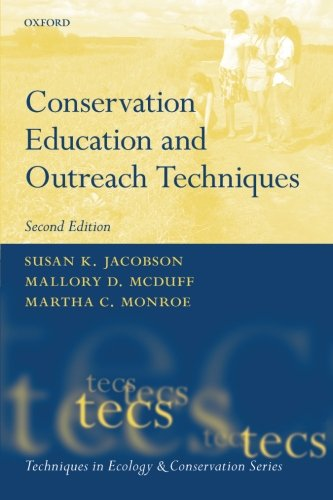 Conservation Education And Outreach Techniques  Techniques In Ecology   Conservation