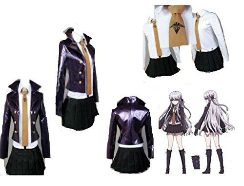 Danganronpa Dangan-Ronpa Kyoko Kirigiri cosplay costume