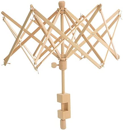 She Lin Wooden Umbrella Swift Winder product image
