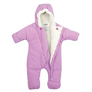 Amazon.com: Cozy Cub Fleece Baby Bunting Snowsuit LT PINK