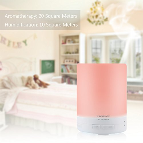 Urpower Ultrasonic Air Humidifier