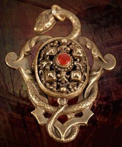 Master Replica Pirates of The Caribbean Hector Barbossa Pendant