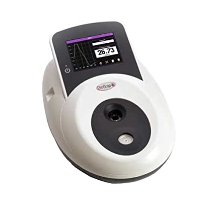 BioDrop 80-3006-61 DUO - Espectrofotómetro UV Vis: Amazon.es ...