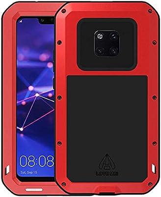 Amazon.com: Love Mei - Carcasa rígida para Huawei Mate 20 ...