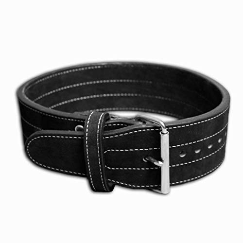 Inzer Advance Designs Forever Buckle Belt 10MM Small Black (Powerlifting Belt Large)