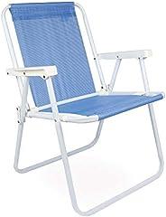Mor 002283 - Cadeira Alta, Azul