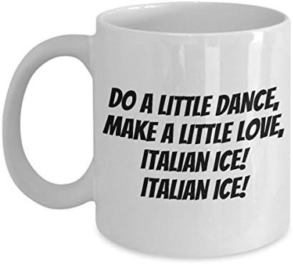 Amazon Com Funny Misheard Lyrics Mistaken Lyrics Cup Mug Gift Kc The Sunshine Band Parody Get Down Tonight Italian Ice 70s Disco Music Fans Gift Kitchen Dining